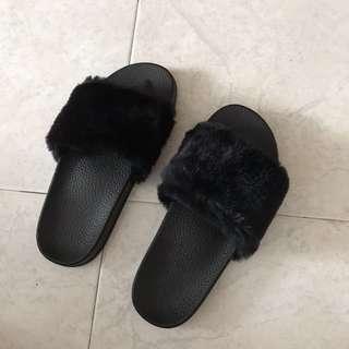 🆕 毛毛 Furry Sandals