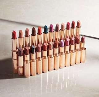 [NEW IN🌸] Colourpop lux lipsticks 24 shades po