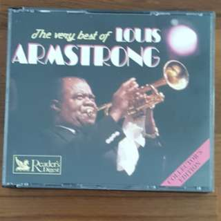The Very Best Of Louis Armstrong (4 CD set)