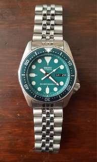 Skx007 seiko watch