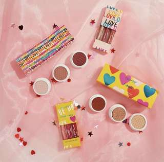 [VALENTINE'S DAY SPECIAL EDITION❤️] Colourpop vday collection special edition po