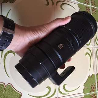 Sigma 70-200mm f2.8 APO DG HSM with OS Canon mount
