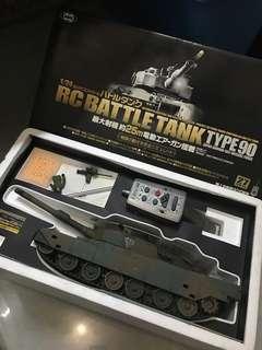 遙控坦克車 RC BATTLE TANK