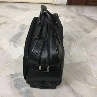Trolley Soft Luggage Bag - Vintage