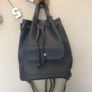 Multi-way Grey Back Pack