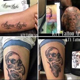 Tattoo Tattoo Tattoo Services