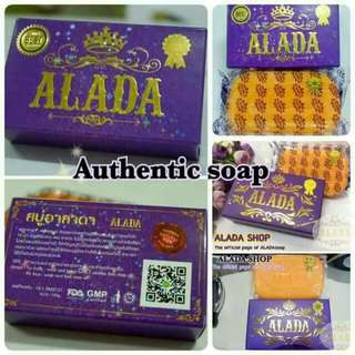 Original Alada Soap from Thailand