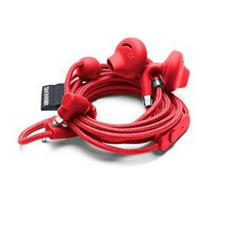 Urbanears Sumpan In-ear Earphones (Tomato)