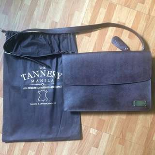 Genuine Leather Bag from The Tannery Manila