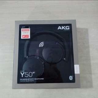 Akg Y50 BT wireless headphone