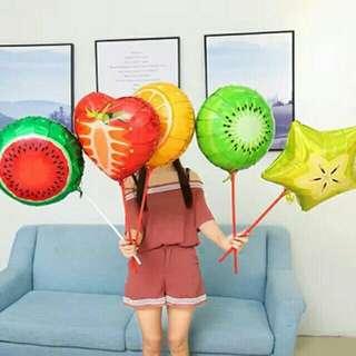 Fruit Foil Balloon