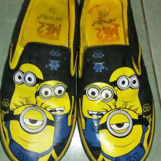 Sepatu Anak Despicable Me