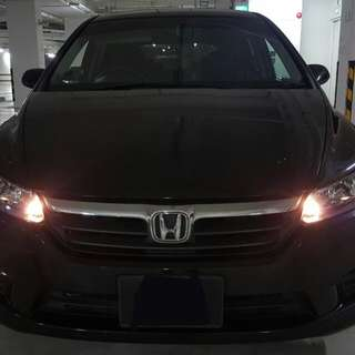 HONDA STREAM 1.8(A) 2008 SHOW ROOM CONDTION