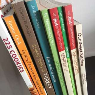 Receipe/Cookery Books
