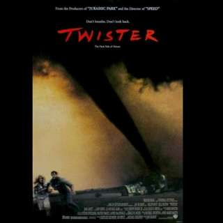 [Rent-A-Movie] TWISTER (1996)