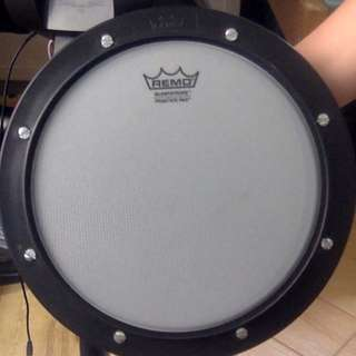 REMO Silentstroke Practice Pad ( can trade with other practice pad also recommend to trade my pad with a xymox pad )
