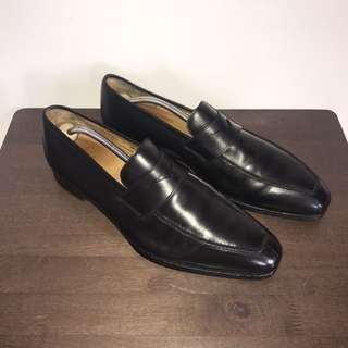 Crockett & Jones Penny Loafers Formal Leather Shoes