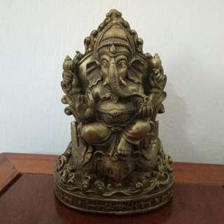 Lord Ganesha Brass