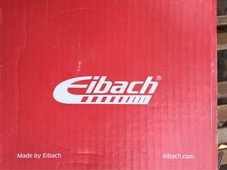 Eibach 5x100 10mm spacer w/nut