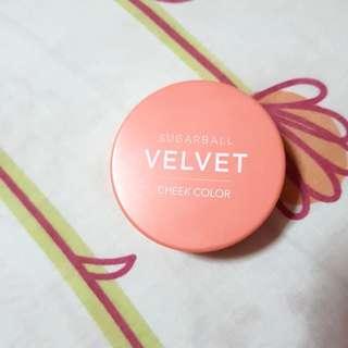 Sugarball Velvet Cheek Colour