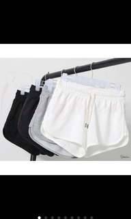 Basic Leisure Short Pants