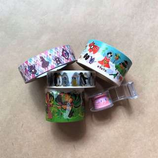 Washi Tape Bundle Set