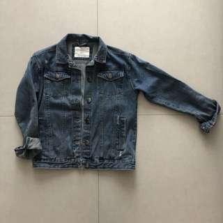 Cotton On Boyfriend Trucker denim jacket