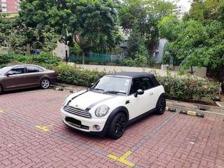 Mini cooper 1.6 A cabriolet