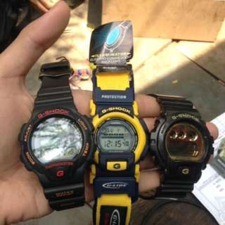 G-SHOCK CASIO ORIGINAL