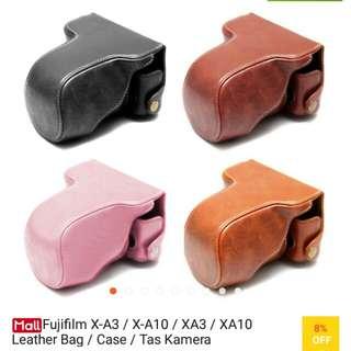Fujifilm Leather Bag