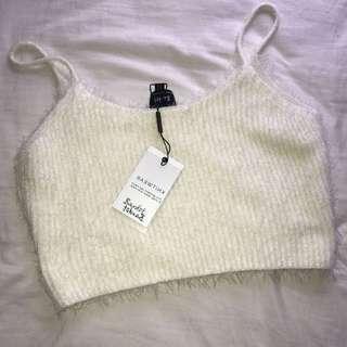 BNWT Bardot knit cami top