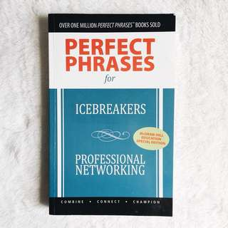 Perfect Phrases Book