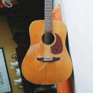 Fender XII Santa Maria 12-String Guitar