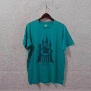 Tshirt CINDERELLA x Disney tag UNIQLO Size XL