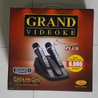 Grand Videoke Symphony plus