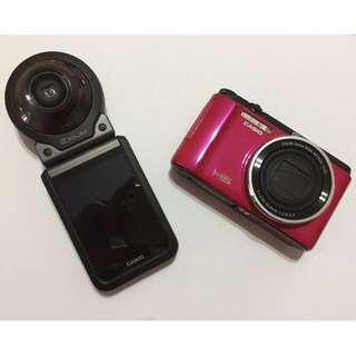 ZR1500(PINK) + FR100(BLACK)
