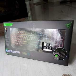 Razer Blackwindow Chroma Gaming Keyboard