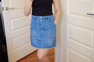Just Jeans Denim Skirt