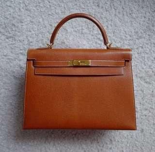 Hermes vintage Kelly 32