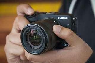 Kredit Canon EOS m3