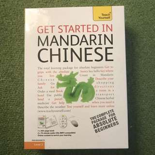 Teach yourself Mandarin