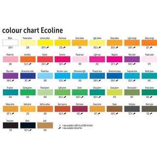 ecoline inks - 30ml