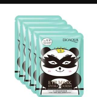 📛Clearance Sale📛 BIOAQUA panda eye mask! Anti-aging! Whitening! Nourishing! - Remove dark circles & wrinkles and look younger now!