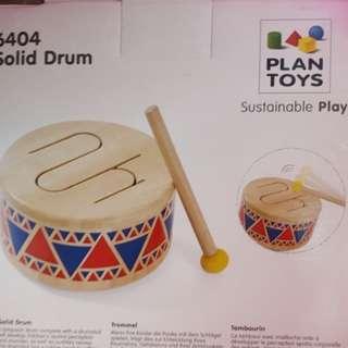 Plan toys drum