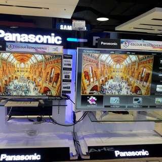 Panasonic led tv