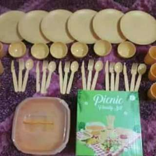 Picnik set