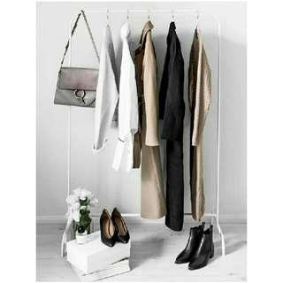 IKEA rak pakaian / gawangan