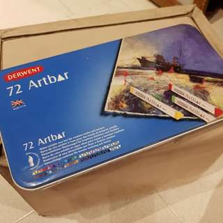 QUICK SALE - BRAND NEW DERWENT ARTBAR 72