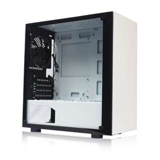 Tecware Nexus M Tempered Glass TG mATX 3 x 120mm Fan Black or Black White or White