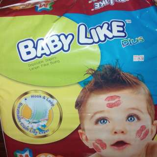 BABY LIKE Diapers